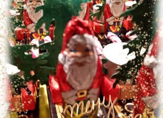Frohe Weihnachten - Daniela Rogall